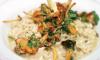 paddenstoelen risotto