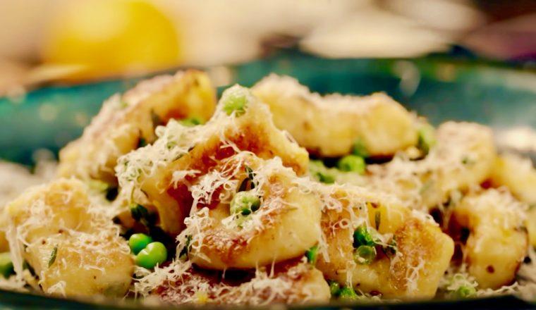 Zelfgemaakte Gnocchi recept